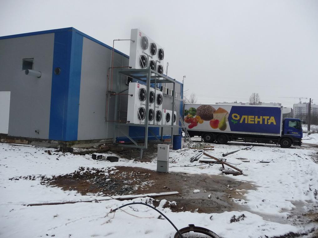 "Супермаркет ""ЛЕНТА"", г. Санкт-Петербург"